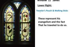 Stain Glass Window 12